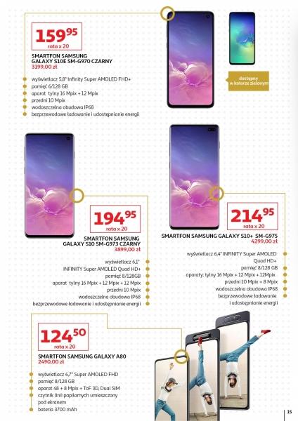 Auchan gazetka promocyjna od 2019-11-02, strona 15