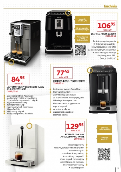 Auchan gazetka promocyjna od 2019-11-02, strona 5