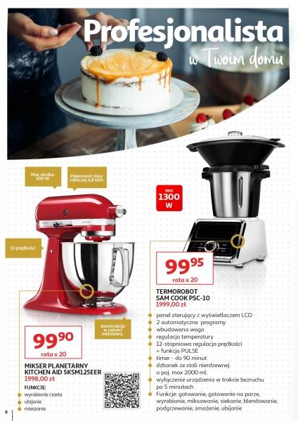 Auchan gazetka promocyjna od 2019-11-02, strona 6