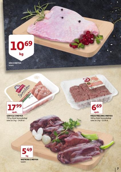 Auchan gazetka promocyjna od 2019-11-02, strona 7