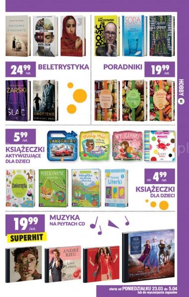 Biedronka gazetka promocyjna od 2020-03-23, strona 11