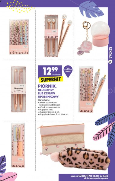 Biedronka gazetka promocyjna od 2020-03-23, strona 29