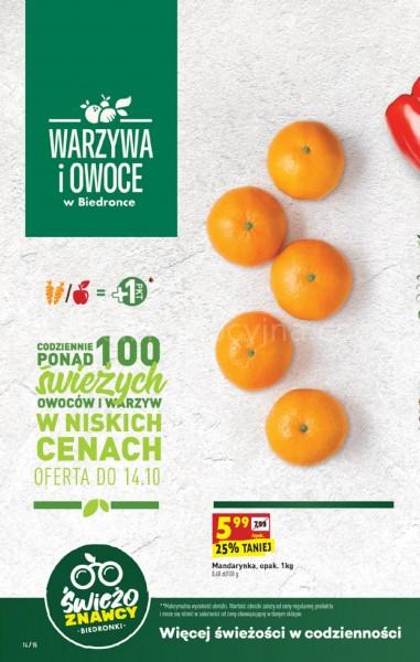 Biedronka gazetka promocyjna od 2020-10-12, strona 14