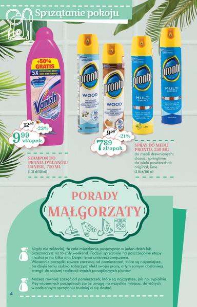 Biedronka gazetka promocyjna od 2017-03-20, strona 4