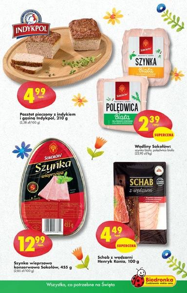 Biedronka gazetka promocyjna od 2017-03-20, strona 29