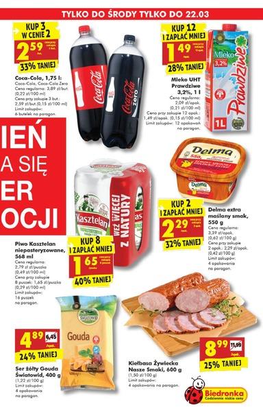 Biedronka gazetka promocyjna od 2017-03-20, strona 3