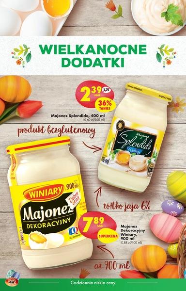 Biedronka gazetka promocyjna od 2017-03-20, strona 44