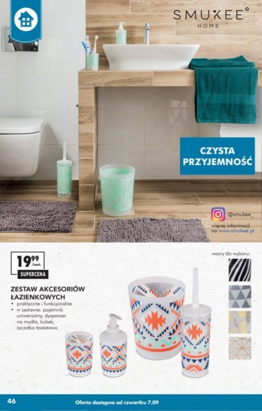 Biedronka gazetka promocyjna od 2017-09-07, strona 8
