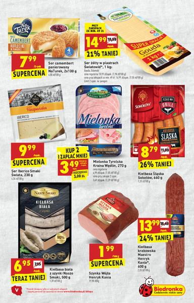 Biedronka gazetka promocyjna od 2017-09-14, strona 13