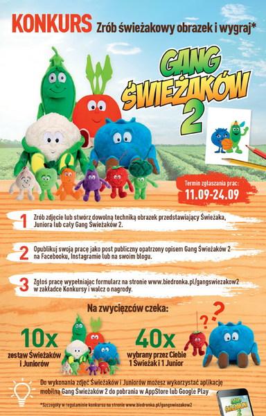 Biedronka gazetka promocyjna od 2017-09-14, strona 3