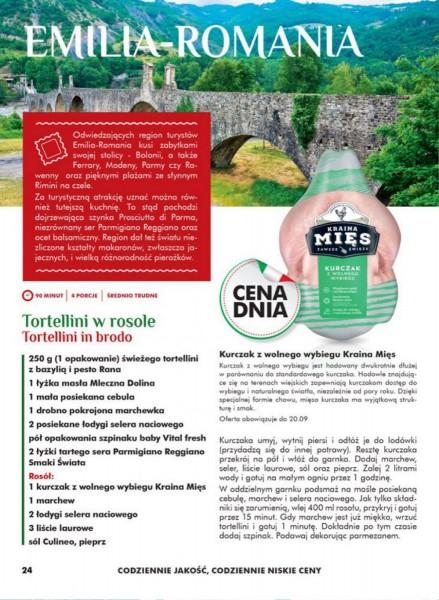 Biedronka gazetka promocyjna od 2017-09-14, strona 24