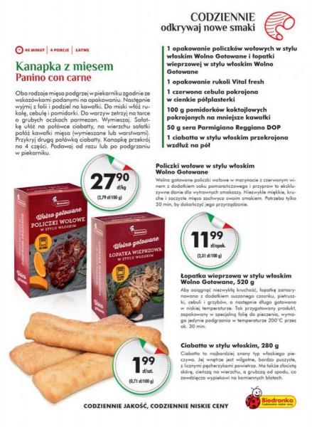 Biedronka gazetka promocyjna od 2017-09-14, strona 51