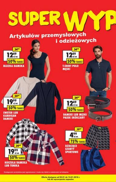 Biedronka gazetka promocyjna od 2018-01-02, strona 10