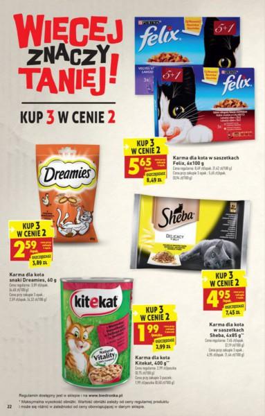 Biedronka gazetka promocyjna od 2018-01-08, strona 22