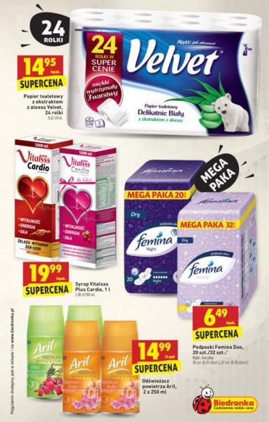Biedronka gazetka promocyjna od 2018-01-08, strona 27