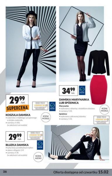 Biedronka gazetka promocyjna od 2018-02-12, strona 26