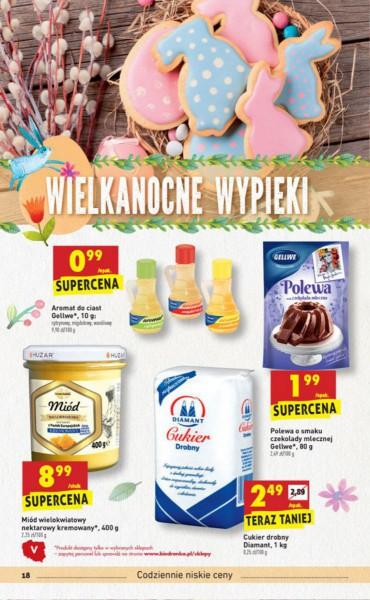 Biedronka gazetka promocyjna od 2018-03-12, strona 18