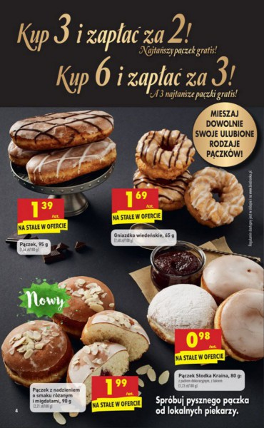 Biedronka gazetka promocyjna od 2018-03-12, strona 4
