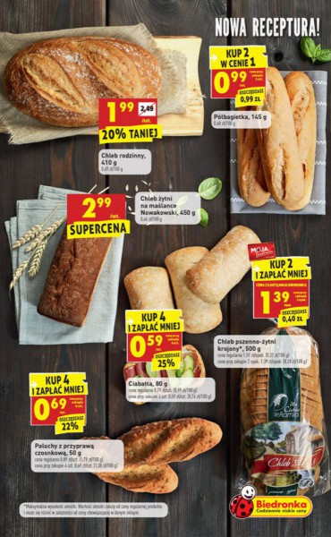 Biedronka gazetka promocyjna od 2018-03-12, strona 5