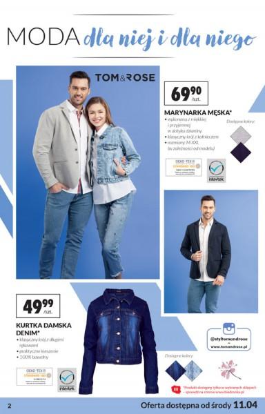 Biedronka gazetka promocyjna od 2018-04-11, strona 2