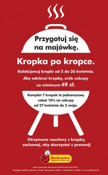 Biedronka gazetka promocyjna od 2018-04-12, strona 48