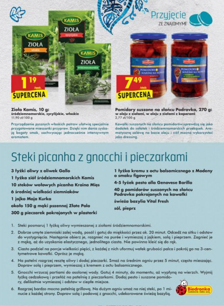 Biedronka gazetka promocyjna od 2018-04-12, strona 39