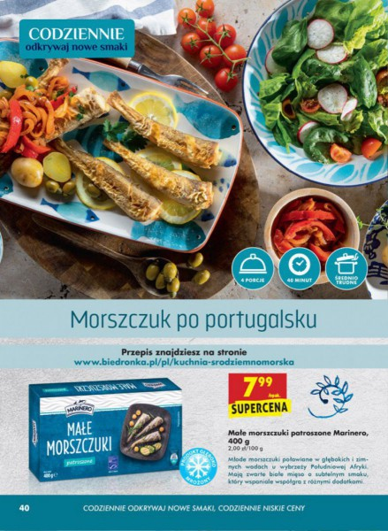 Biedronka gazetka promocyjna od 2018-04-12, strona 40