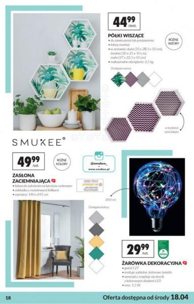 Biedronka gazetka promocyjna od 2018-04-14, strona 18