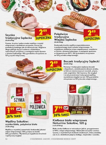 Biedronka gazetka promocyjna od 2018-09-10, strona 12