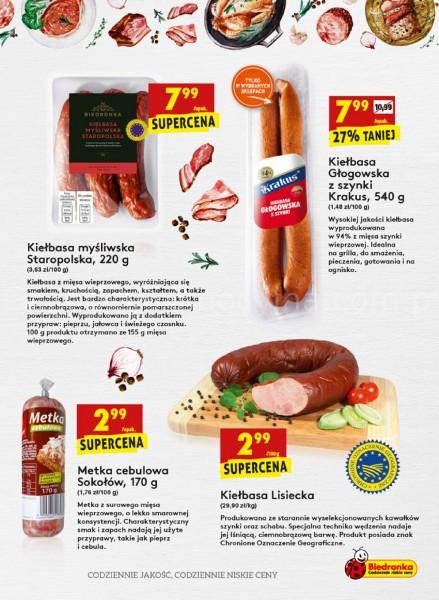 Biedronka gazetka promocyjna od 2018-09-10, strona 13