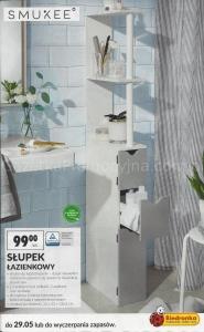 Szafka łazienkowa W Biedronce Promocja Cena