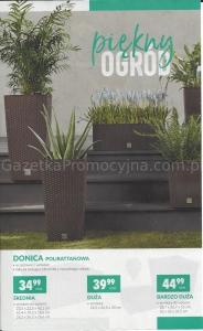 Donica Rattanowa W Biedronce Promocja Cena