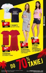 afd5641b115e33 Koszula nocna damska w Biedronce • Promocja • Cena