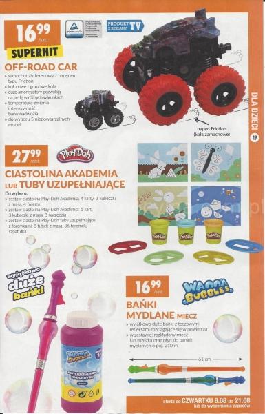 Biedronka gazetka promocyjna od 2019-08-08, strona 19