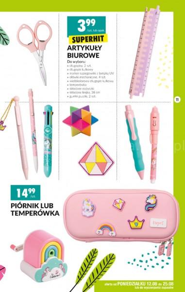 Biedronka gazetka promocyjna od 2019-08-05, strona 11