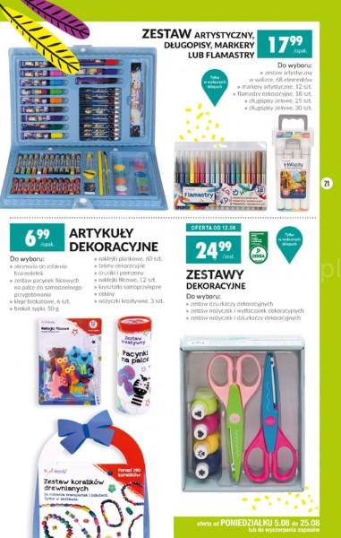 Biedronka gazetka promocyjna od 2019-08-05, strona 21
