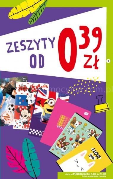 Biedronka gazetka promocyjna od 2019-08-05, strona 3