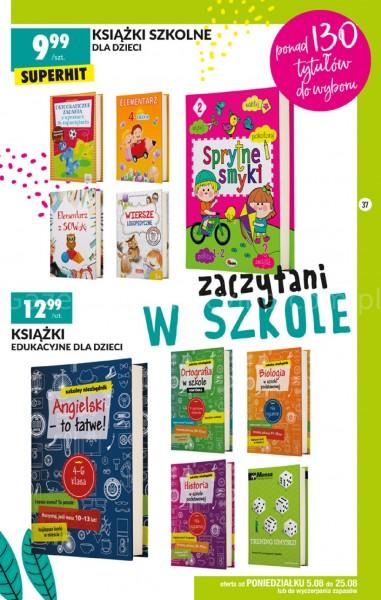 Biedronka gazetka promocyjna od 2019-08-05, strona 37