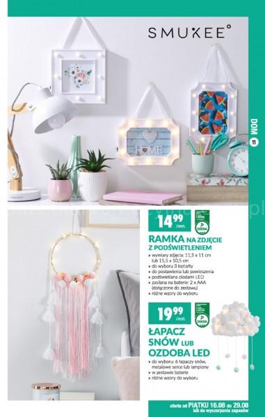 Biedronka gazetka promocyjna od 2019-08-16, strona 11