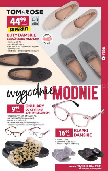 Biedronka gazetka promocyjna od 2019-08-16, strona 16