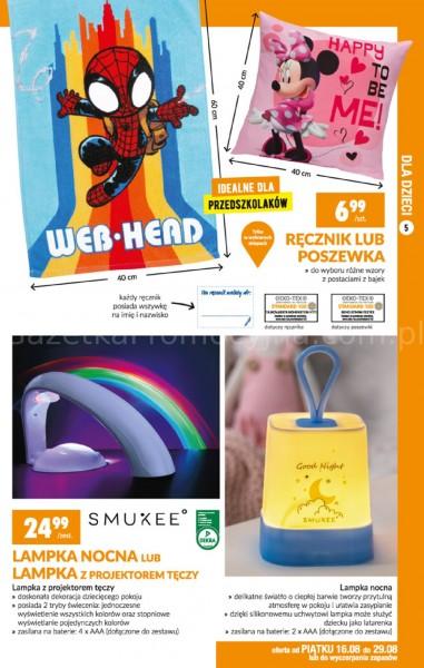 Biedronka gazetka promocyjna od 2019-08-16, strona 5