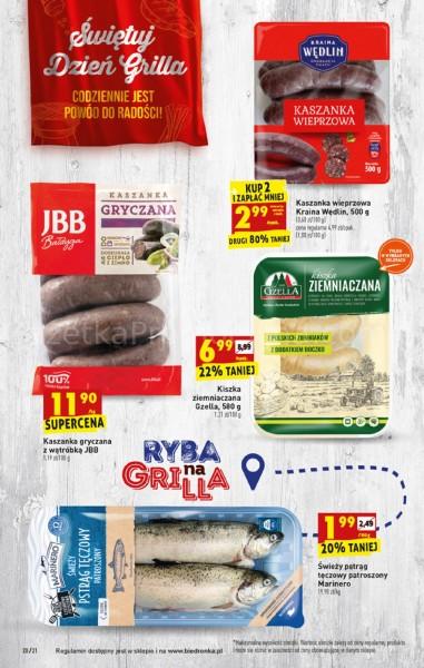 Biedronka gazetka promocyjna od 2019-08-12, strona 20