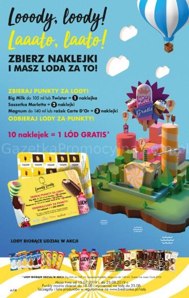 Biedronka gazetka promocyjna od 2019-08-12, strona 44