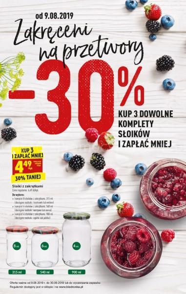 Biedronka gazetka promocyjna od 2019-08-12, strona 8