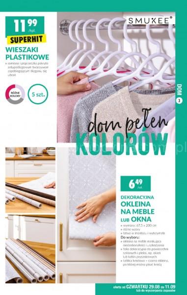 Biedronka gazetka promocyjna od 2019-08-29, strona 3