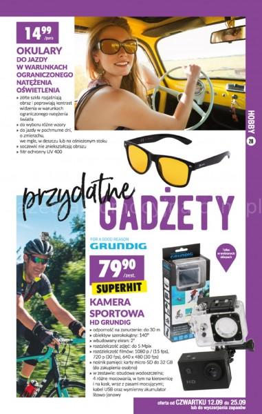 Biedronka gazetka promocyjna od 2019-09-09, strona 28