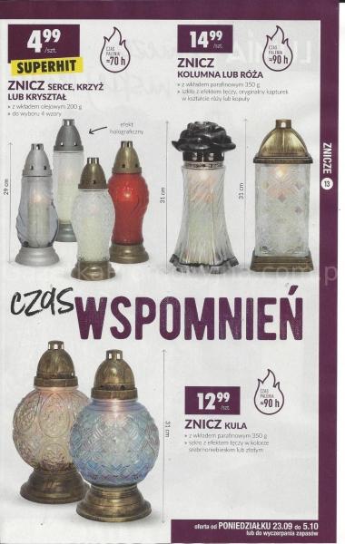 Biedronka gazetka promocyjna od 2019-09-23, strona 13