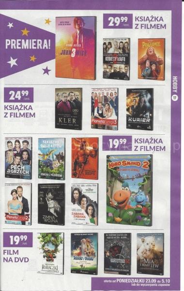 Biedronka gazetka promocyjna od 2019-09-23, strona 17