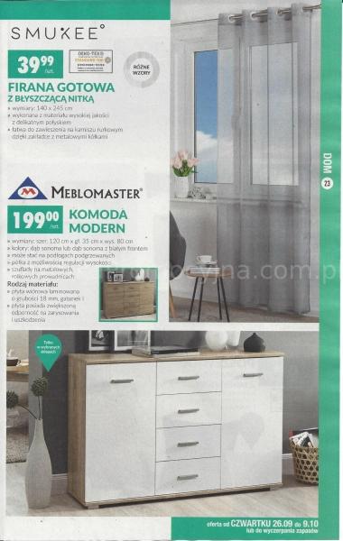 Biedronka gazetka promocyjna od 2019-09-23, strona 23