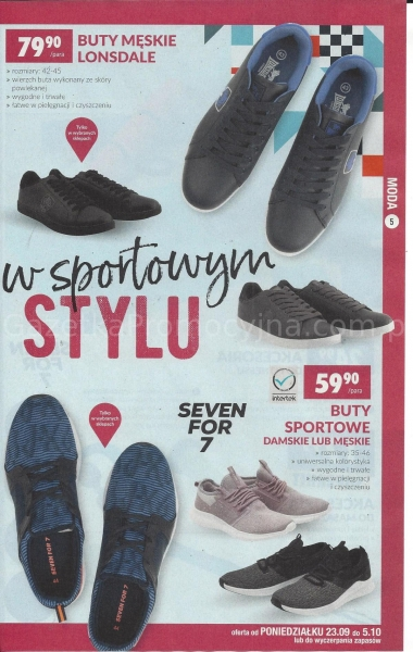 Biedronka gazetka promocyjna od 2019-09-23, strona 5